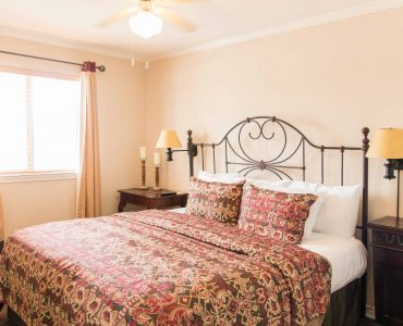Vineyard Court College Station Hotel King/Twin Suite